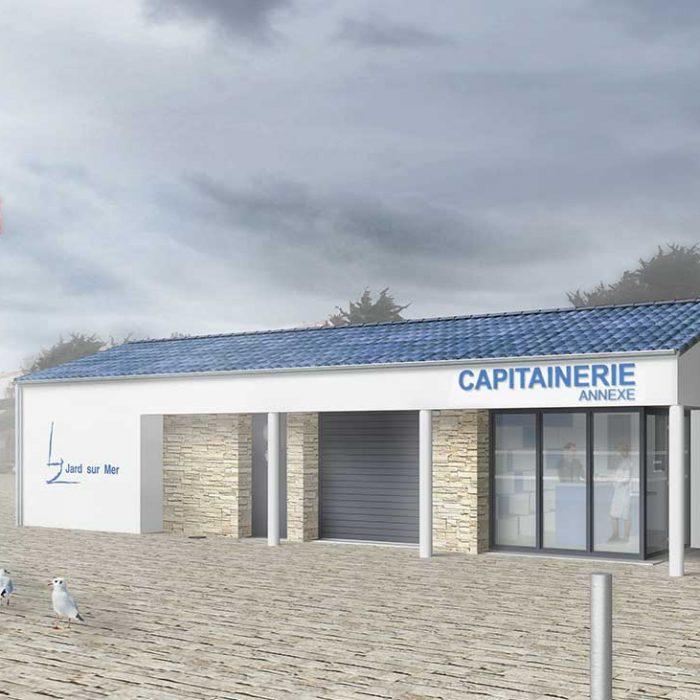capitainerie de Jard-sur-Mer
