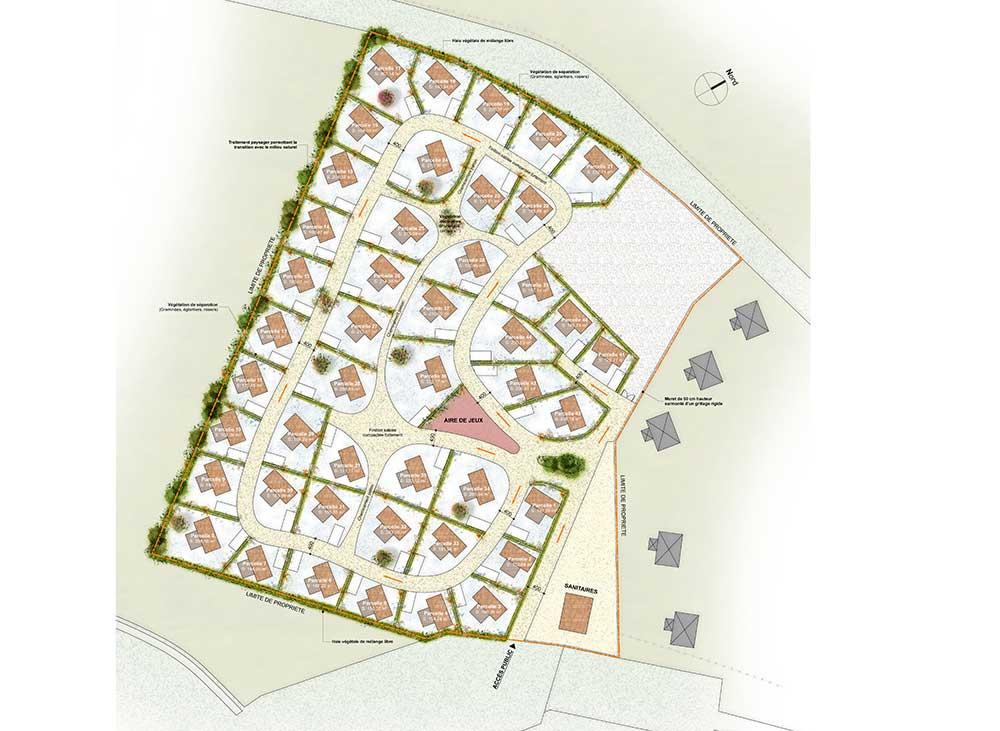 Les Guifettes = village de vacances à Luçon (85) : une réalisation de Muriel Bernard, architecte DPLG. 2015