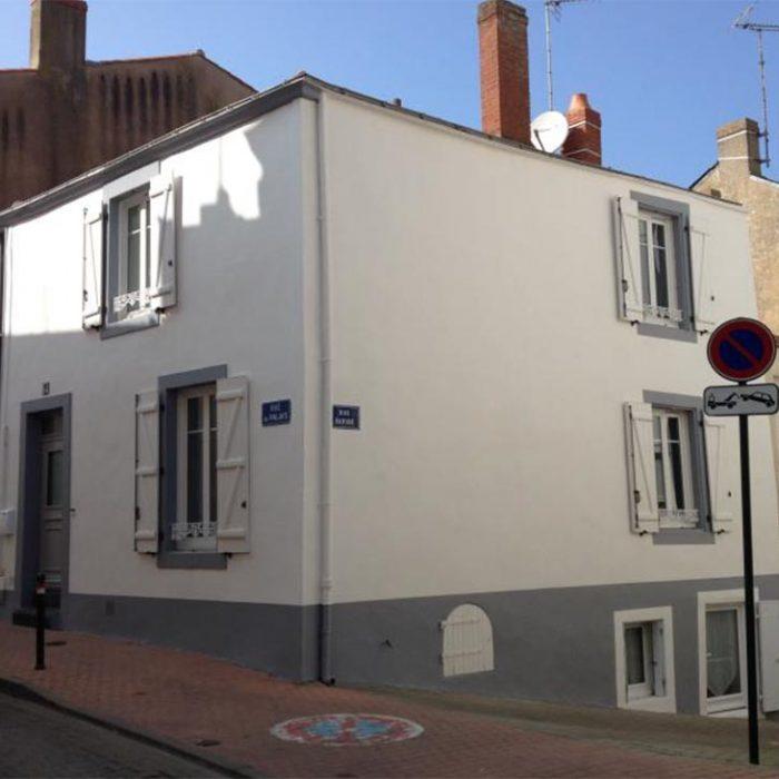 Réhabilitation d'une maison de ville